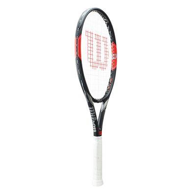 Wilson Federer Team 105 Tennis Racket SS17-side