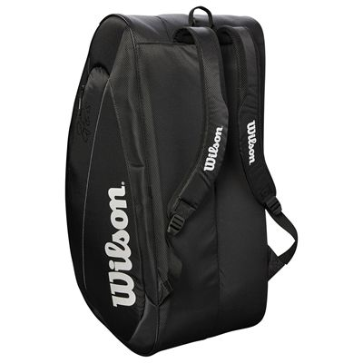 Wilson Federer Team 12 Racket Bag AW18 - Standing