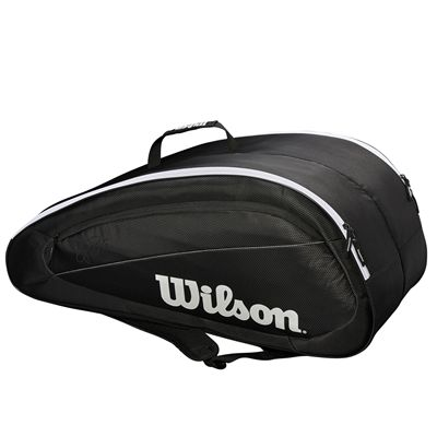 Wilson Federer Team 12 Racket Bag AW18