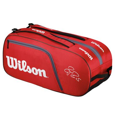 Wilson Federer Team 12 Racket Bag - Alternative View