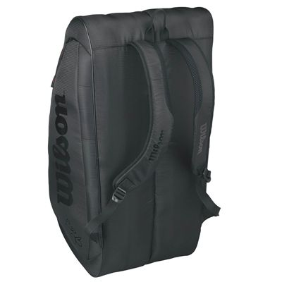 Wilson Federer Team 12 Racket Bag - Back