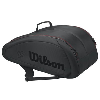 Wilson Federer Team 12 Racket Bag - Side