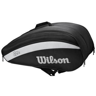 Wilson Federer Team 12 Racket Bag SS20 - Side