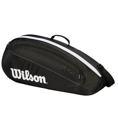 Wilson Federer Team 3 Racket Bag AW18 - Side
