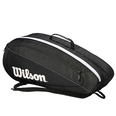 Wilson Federer Team 6 Racket Bag AW18 - Side