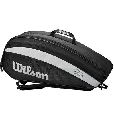 Wilson Federer Team 6 Racket Bag SS20 - Side