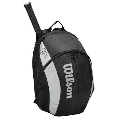 Wilson Federer Team Backpack SS20 - In Use