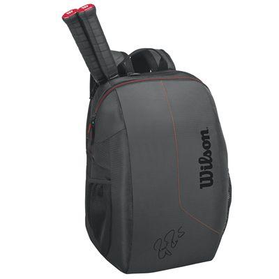 Wilson Federer Team Backpack - In Use