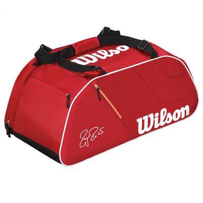 Wilson Federer Team Duffle Bag - Front
