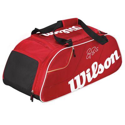 Wilson Federer Team Duffle Bag - Back