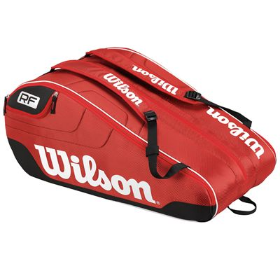 Wilson Federer Team III 12 Racket Bag