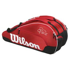 Wilson Federer Team III 6 Racket Bag