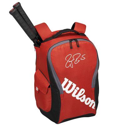 Wilson Federer Team III Backpack  - In Use