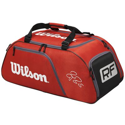 Wilson Federer Team III Duffle Bag - Side