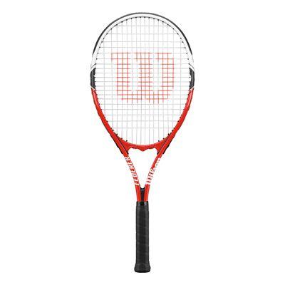 Wilson Federer Tennis Racket - Front view