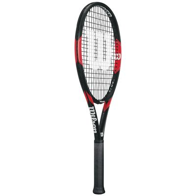 Wilson Federer Tour Tennis Racket - Side