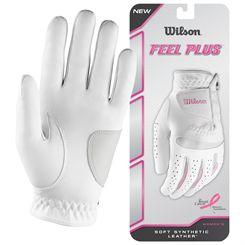 Wilson Feel Plus Ladies Golf Glove
