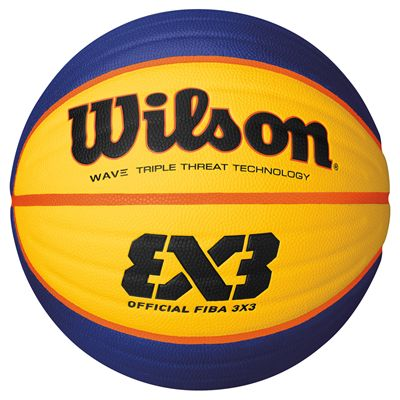 Wilson FIBA 3x3 Game Basketball