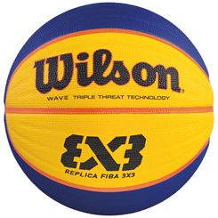 Wilson FIBA 3x3 Replica Game Basketball