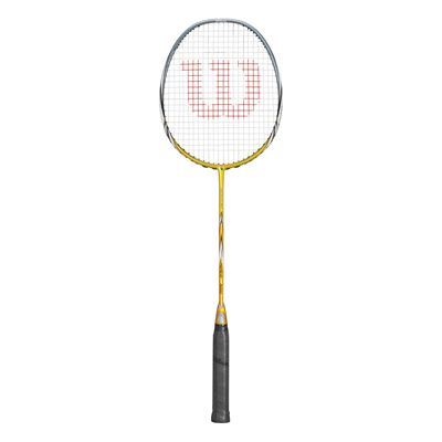 Wilson Fierce CX5000 BLX Badminton Racket