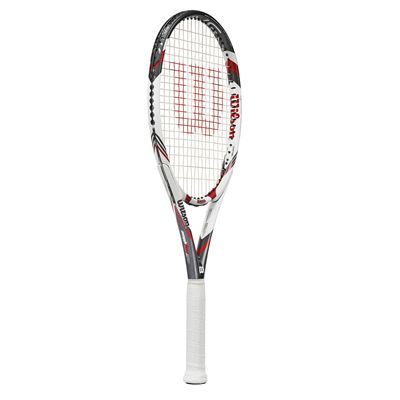 Wilson Five BLX Tennis Racket Angle