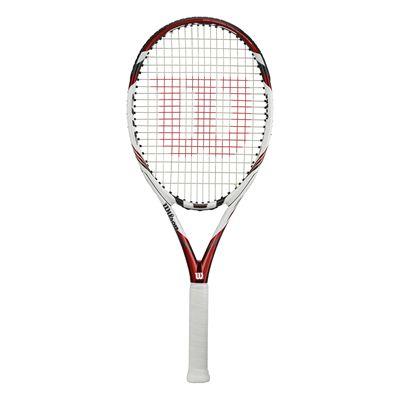 Wilson Five Lite BLX Tennis Racket - Front view