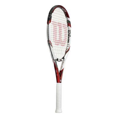 Wilson Five Lite BLX Tennis Racket - Side view