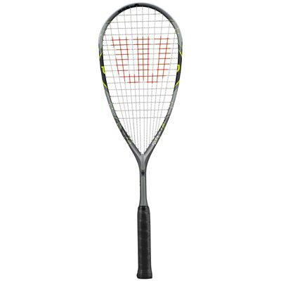 Wilson Force 145 BLX Squash Racket SS15-Front View