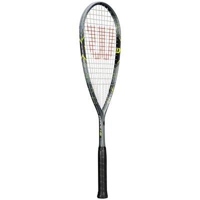 Wilson Force 145 BLX Squash Racket SS15-Side View
