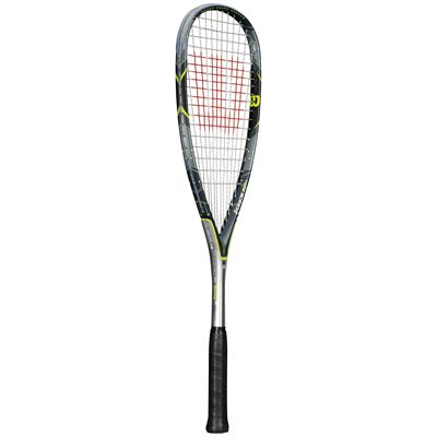 Wilson Force 155 BLX Squash Racket SS15-Side View