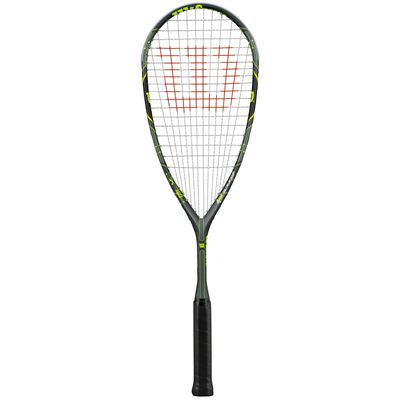 Wilson Force 165 BLX Squash Racket SS15-Front View