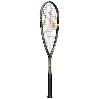 Wilson Force 165 BLX Squash Racket SS15-Side View