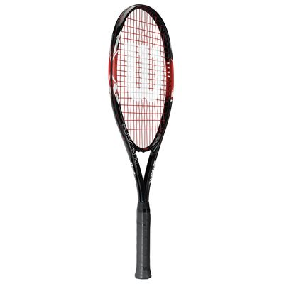Wilson Fusion XL Tennis Racket SS17 - Side