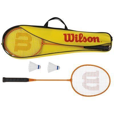 Wilson Gear 2 Player Badminton Set
