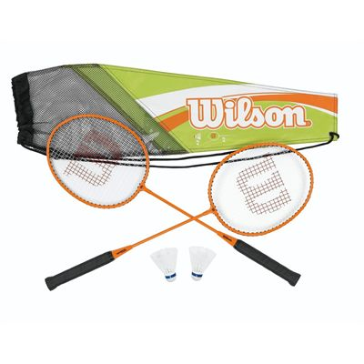 Wilson Gear 2 Player Badminton Set
