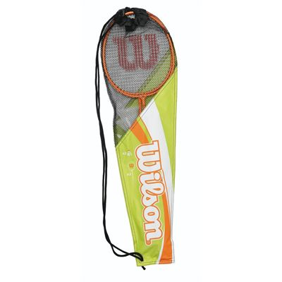 Wilson Gear 2 Player Badminton Set Packed