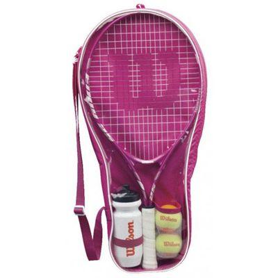 Wilson Girls Tennis Starter Kit