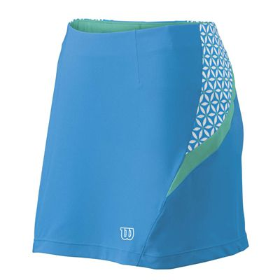 Wilson Guts and Glamour Skirt Cyan Jade
