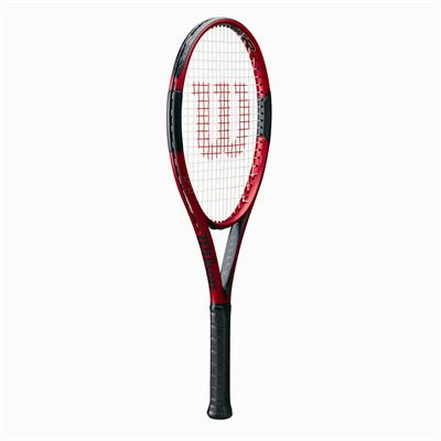 Wilson H5 Tennis Racket - Angled
