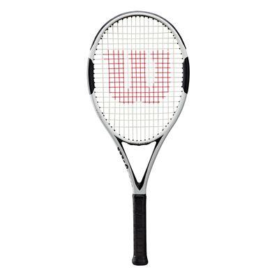 Wilson H6 Tennis Racket - Angled