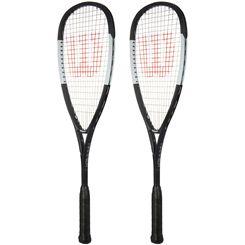 Wilson Hammer Light 120 PH Squash Racket Double Pack