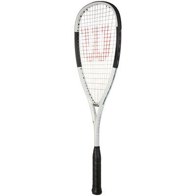 Wilson Hammer L Squash Racket - White