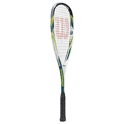 Wilson Hammer Lite BLX Squash Racket-Side