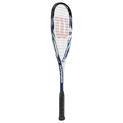Wilson Hammer Tech Pro BLX Squash Racket-Side
