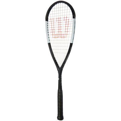 Wilson Hammer UL Squash Racket - Black