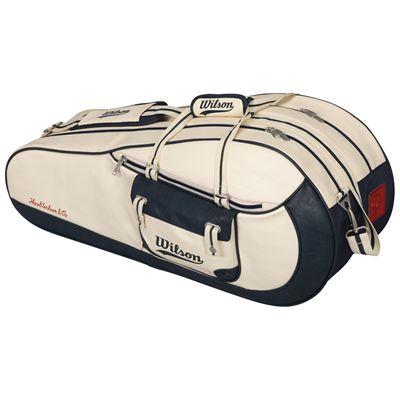 Wilson Heritage 9 Racket Bag 2016 - Pocket View