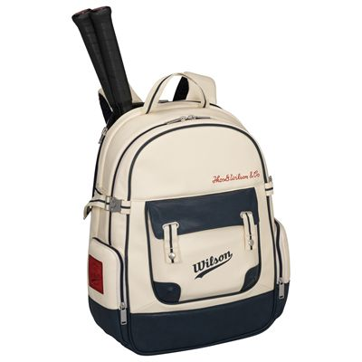 Wilson Heritage Backpack 2016 With Rackets