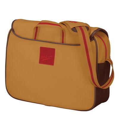 Wilson Heritage Messenger Bag - Back