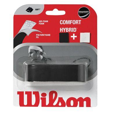 Wilson Hybrid Comfort Replacement Grip Black