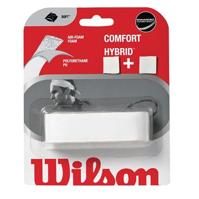 Wilson Hybrid Comfort Replacement Grip White